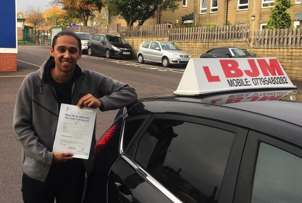 First 4 lessons £79 with Bradfords No.1 driving school BJM Call: 07795480282
