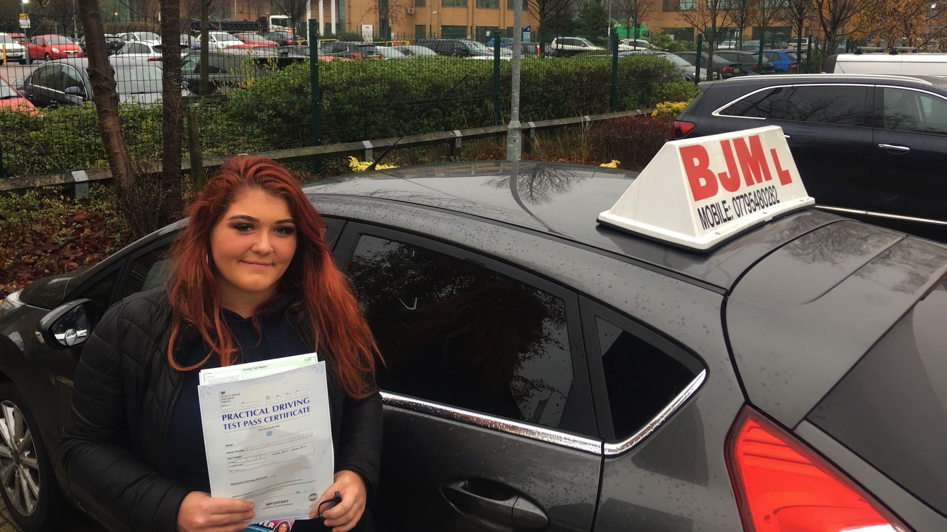 Congratulations, Congratulations Demi, BJM School of Motoring, BJM School of Motoring
