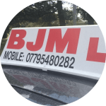 practical test, Practical Test, BJM School of Motoring