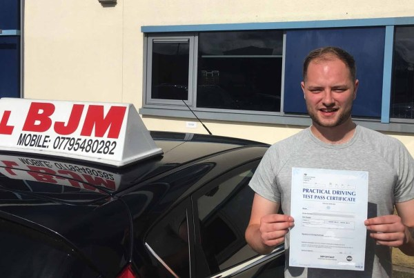 lessons, Driving Lessons, BJM School of Motoring
