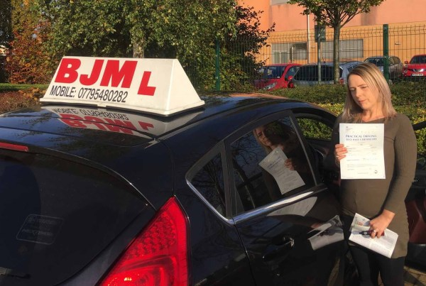 getting started, Getting Started, BJM School of Motoring