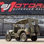 Used 1943 Ford 4x4 55415773 For Sale 24 995 Bj Motors Stock 55415773