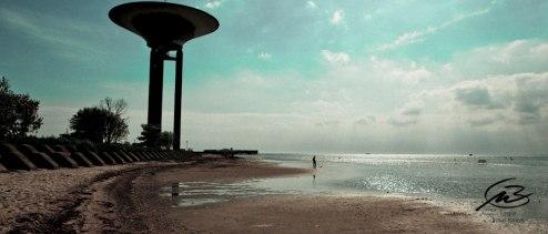 En kustremsa från Landskrona