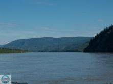 ...über den Yukon