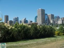 Edmonton Zentrum