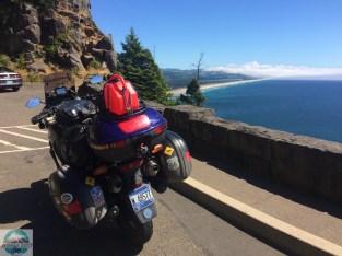 Auf der 101 die Küste entlang