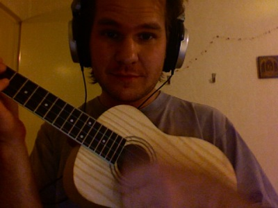 Me and my ukulele