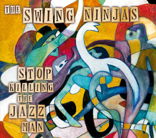 Swing ninjas lp itunes cover