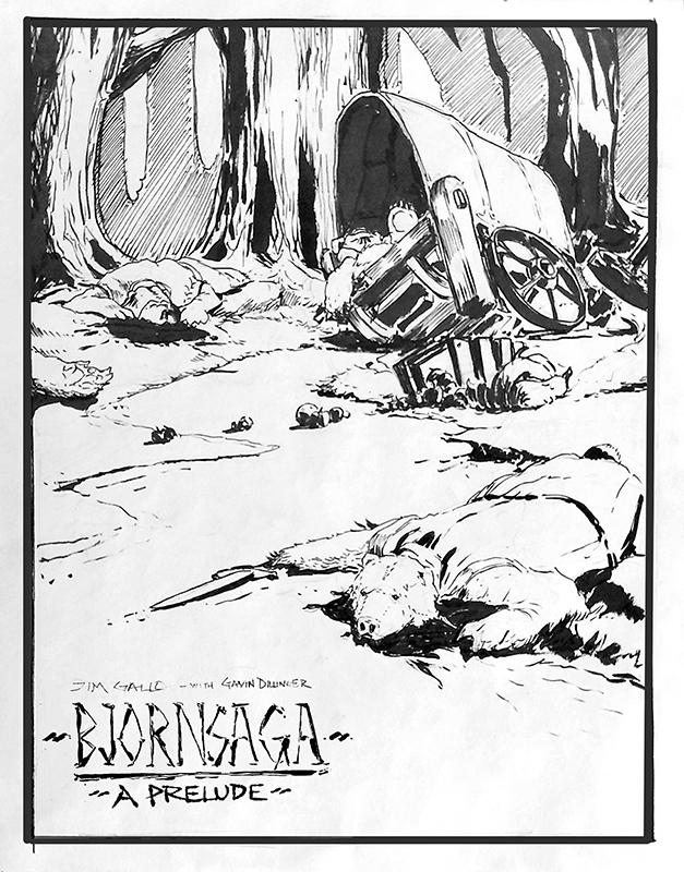 Bjornsaga – Page 2