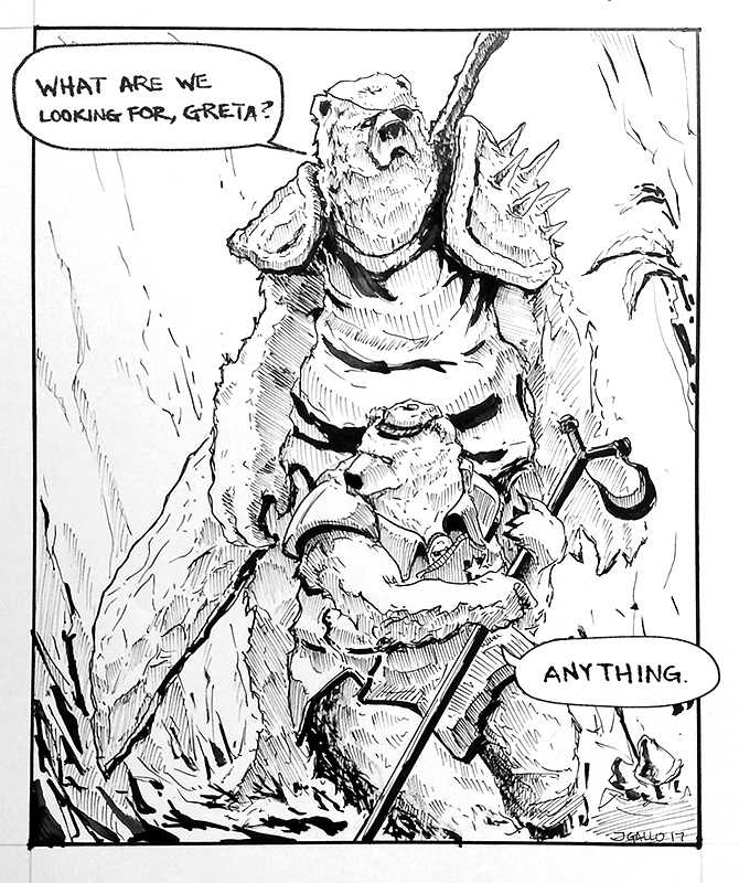 Bjornsaga – Page 20