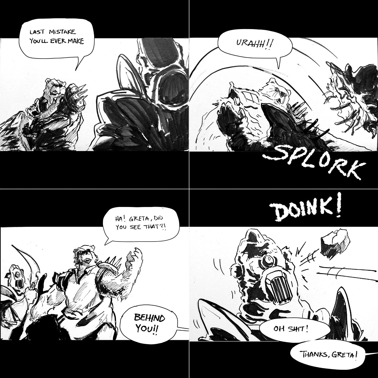 Bjornsaga – Page 30