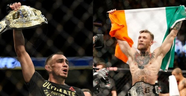 Image result for tony ferguson and conor mcgregor