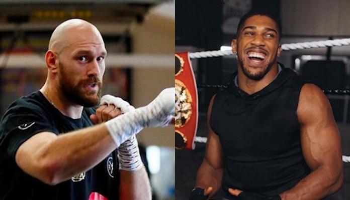 Tyson Fury, Anthony Joshua