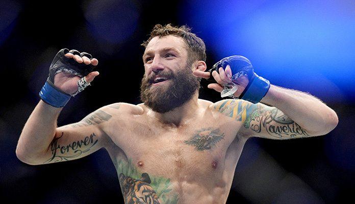 Mike Chiesa, UFC Fight Island 8