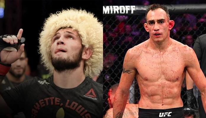UFC 249, Khabib Nurmagomedov, Tony Ferguson