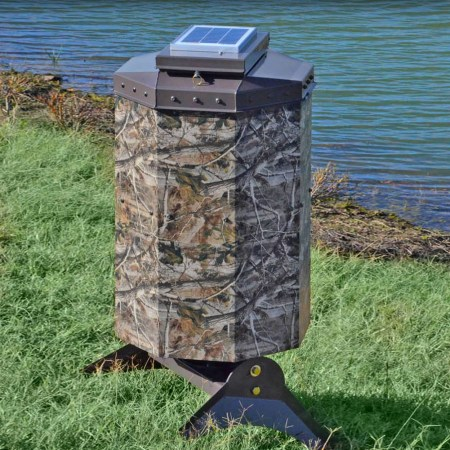 Aquamax sport fish 600 fish food 50 lb bag bjornsen for Texas hunter fish feeder