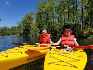 kayaking get outside florida