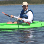 Dylan chapman florida kayaking bioluminescence guide bk adventure