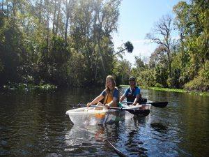 Wekiwa Springs State Park Clear Kayaking Tour