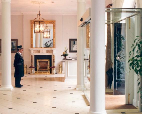 THE MERRION HOTEL_MAIN ENTRANCE LOBBY
