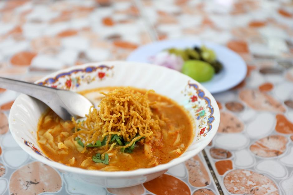 { Chiang Mai } Khao Soi Khun Yai