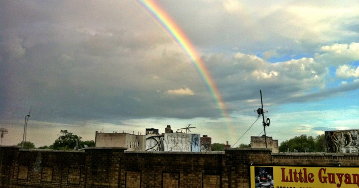 Beond brooklyn: The last stop - End of the Rainbow 2