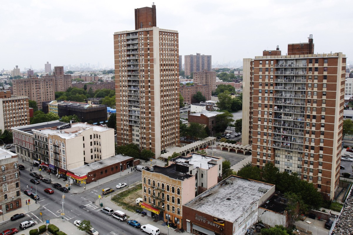 Brownsville has the highest adult asthma rates in New York City, according to a new report by housing-data website Localize.city.