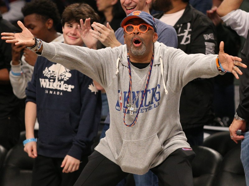 Report: Nets reached out to Spike Lee in midst of Knicks controversy