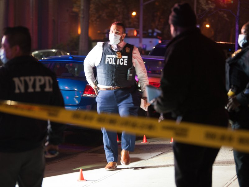 12-year-old boy shot in the chest on Brooklyn street: NYPD