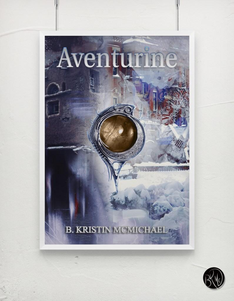 Aventurine Cover Reveal