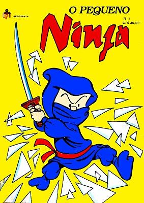 pequeno ninja