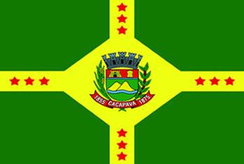 bandeira de Caçapava