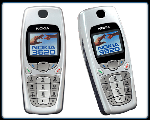 Nokia 3520