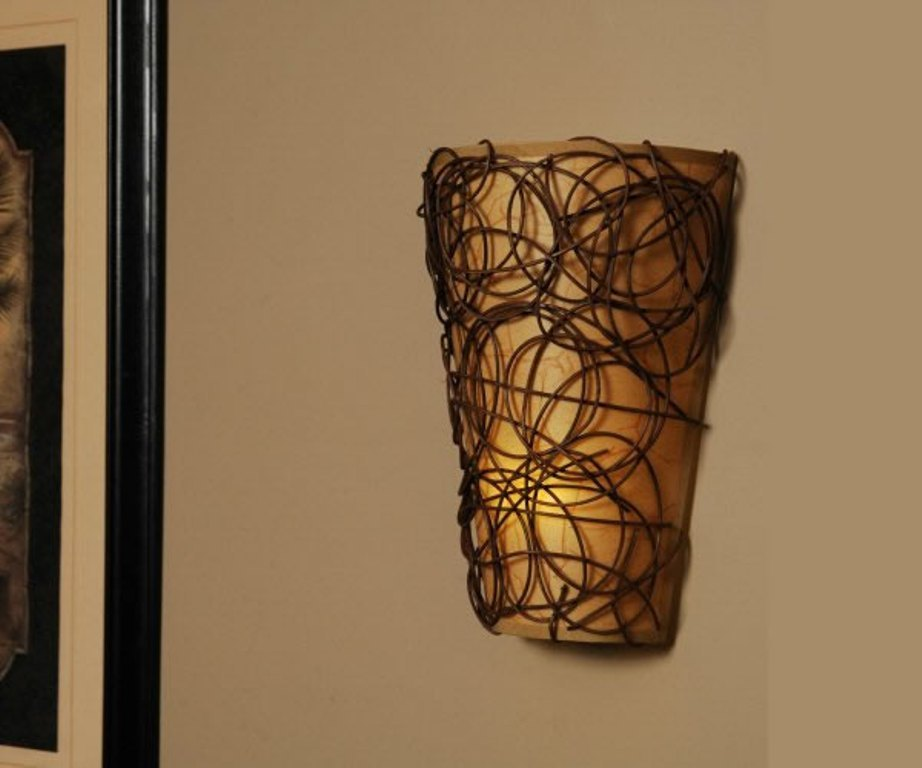 Modern Battery Operated Wall Sconces with Remote Control ... on Battery Powered Wall Sconces id=41413