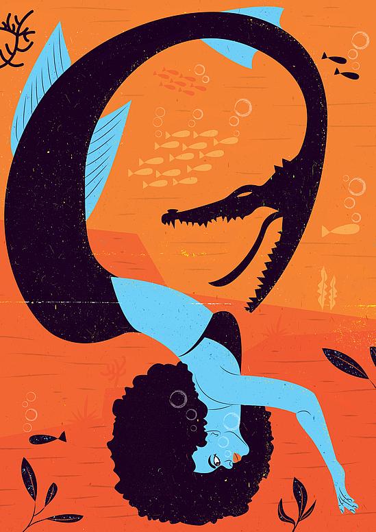 & Copy; Thandiwe Tshabalala / thandieworld.tumblr.com