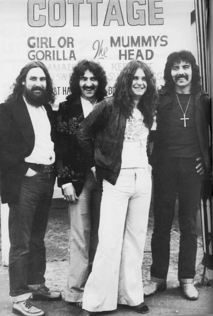 1978 image of the band