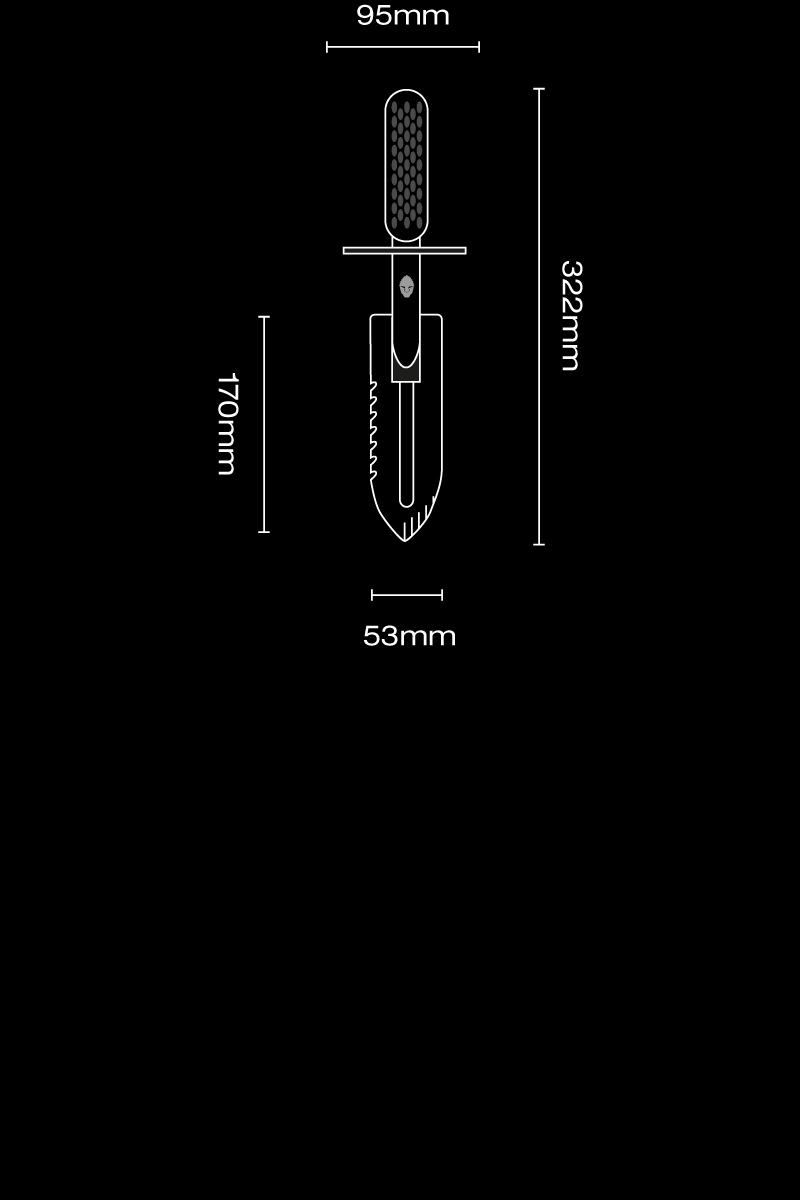 stingray, dimensions, black, ada, advanced, digging, aids, metal, detecting, digging