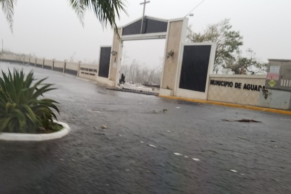hurricanes in puerto rico