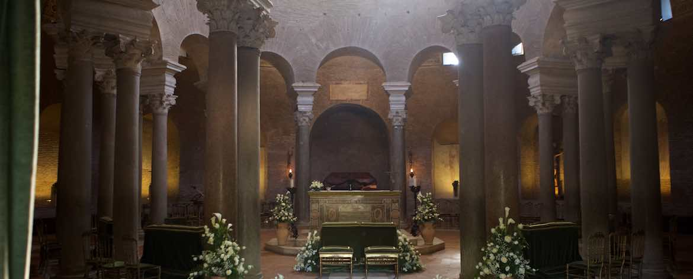 Mausoleo di Santa Costanza Interni
