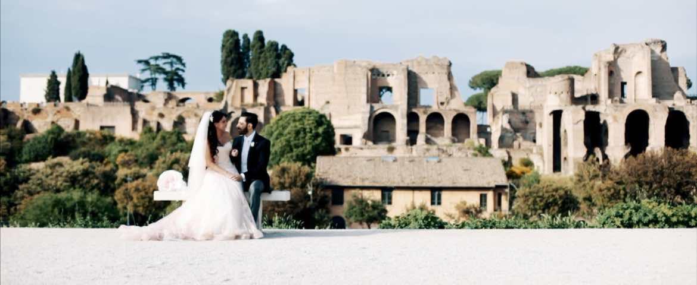 Matrimonio tenuta Sant' Antonio san Cesareo in Palatio