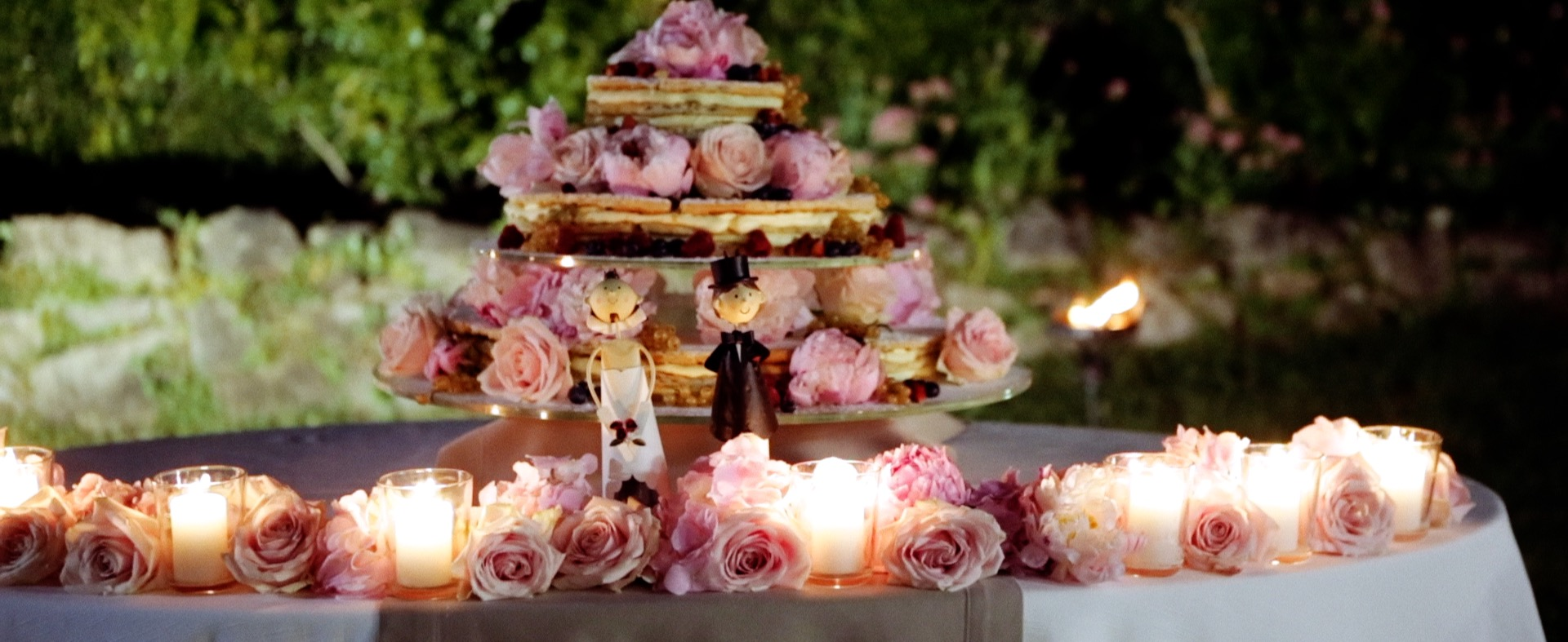 Matrimonio san liberato torta