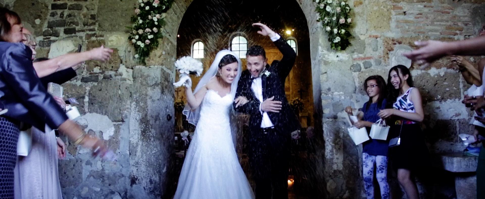 matrimonio tenuta di san liberato silvia e Giuliano