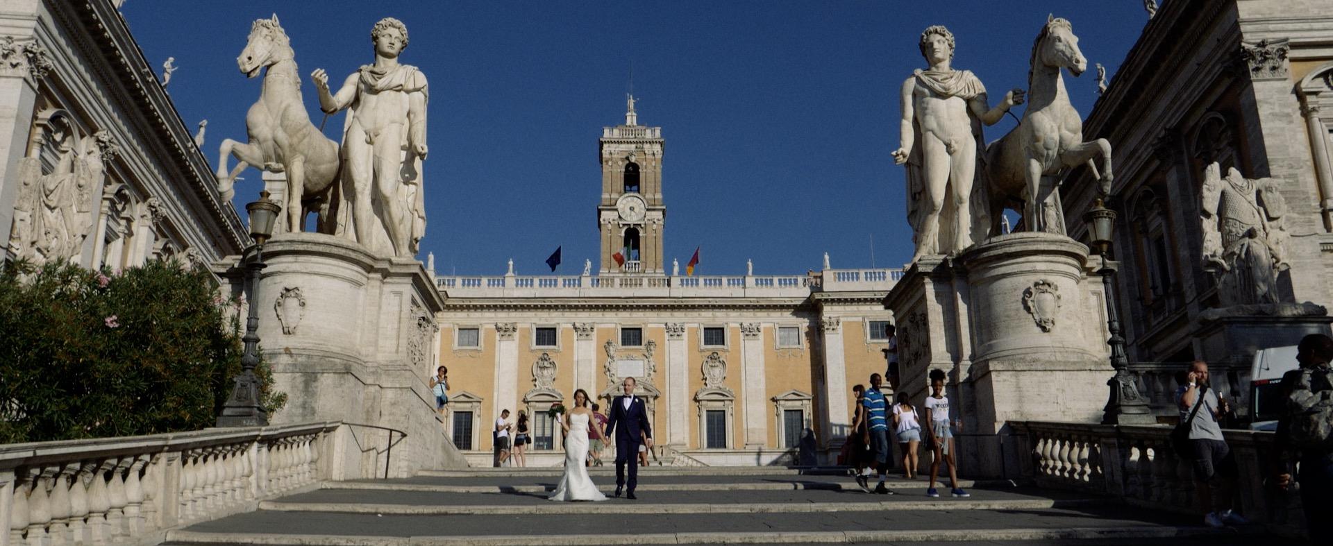 Matrimonio a Borgo della merluzza
