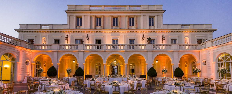 Matrimonio a Roma Villa Miani