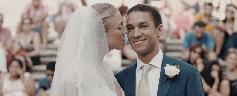 Chloe e Ben, Matrimonio Villa miani