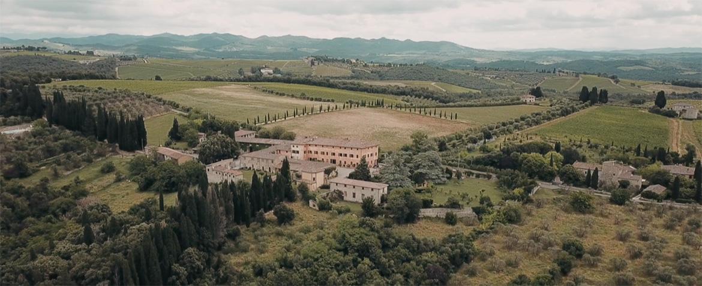 Matrimonio Villa Catignano
