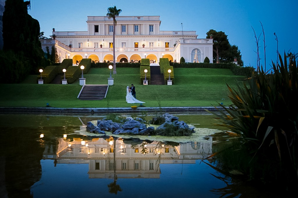 Villa Miani Giardini