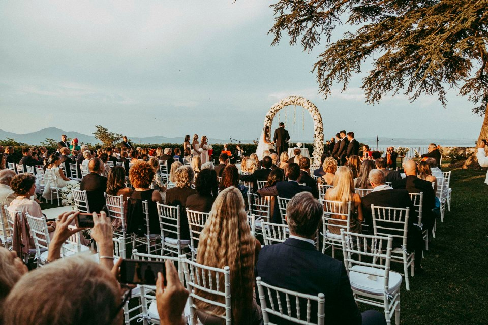 Wedding Bracciano Castle