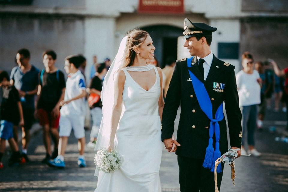 Passeggiata Sposi