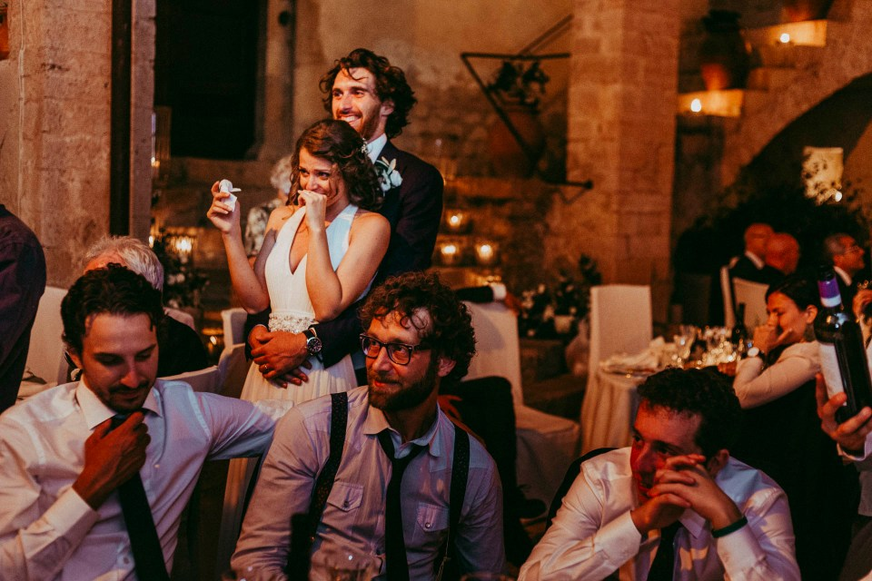 Wedding San Pietro in Valle Abbey